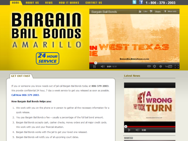 Bargain Bail Bonds Amarillo