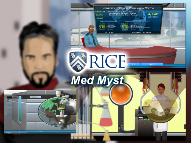 Rice University Med Myst